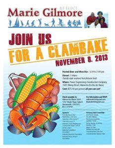 Gilmore IAFF clambake