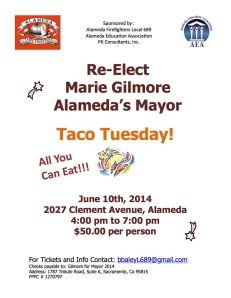 Gilmore IAFF fundraiser