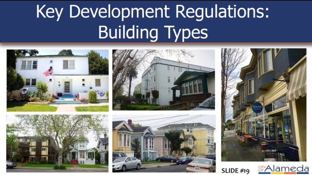 Main Street building types